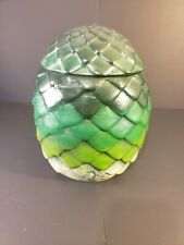 """Game of Thrones Dragon Egg 9"""" Daenerys Gift Replica Canister Ceramic Cookie Jar"""
