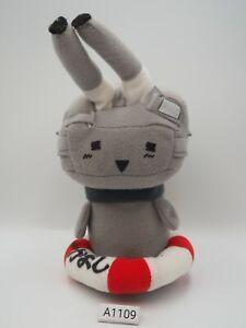 """Kantai Collection A1109 KanColle Rensouhou-chan SEGA Plush 6"""" Toy Doll Japan"""
