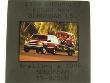 CHEVROLET SUBURBAN 4x4 PRESS SLIDE - 1999