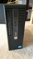 HP ProDesk 400 G2.5 SFF - Core i5-4590S - 8GB RAM - 1TB HDD - Windows 10 Pro