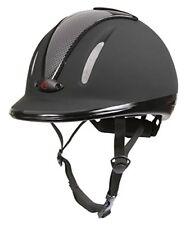 Casco Equitación de montar Kerbl Covalliero Carbónico incl. Práctico bolsa 32721 53-57 cm (s/m)