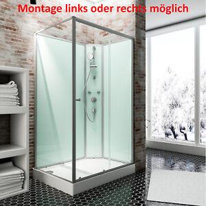 Komplettdusche Fertigdusche Duschkabine Dusche Duschtempel Schulte Schiebetür