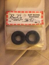 NOS Slot Car BuzCo. #408 1/24 Diamond Tread Racing Tires