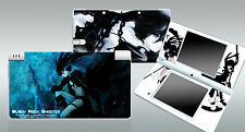 Black Rock Shooter 226 Vinyl Decal Skin Sticker Cover for Nintendo DSi NDSi
