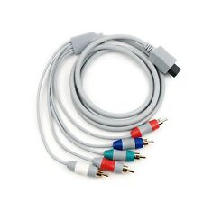 HD COMPONENT AV CABLE for NINTENDO Wii High Definition