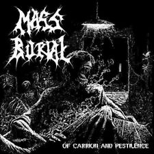 """Mass burial """"of Carrion and Pestilence"""" CD [Spanish era & torture Death Metal]"""