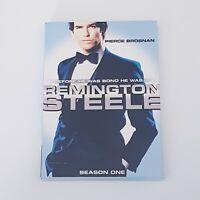 Remington Steele TV Show DVD Boxed Set - Season 1