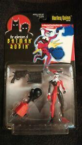 Batman The Adventures of Batman & Robin:  Harley Quinn w/ Knock Out Gloves (MOC)