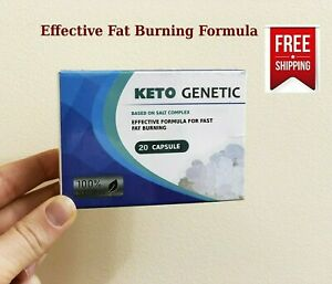 Keto Genetic Effective Fat Burning Formula! Free shipping