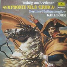 BERLIN PHILHARMONIC - KARL BOHM - BEETHOVEN - LP