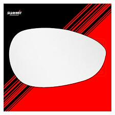 Back Plate Replacement Mirror Glass - Summit SRG-831B - Fits Fiat RHS