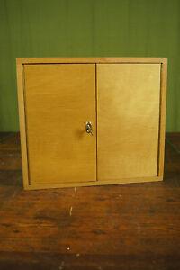 60er Vintage Medicine Cabinet Wall Cabinet Key Cabinet Shabby 50er