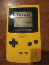 Nintendo GameBoy Color CGB-001 ? Gelb - Handheld GB Game Boy CH1370312