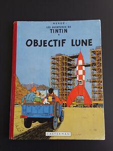 TINTIN - OBJECTIF LUNE EO B8