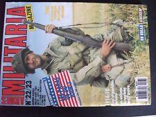 *** Revue Armes Militaria double n°22 23 Paras Jour J / Képi & pantalon garance