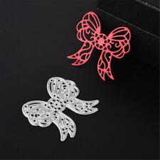 Butterfly Knot Metal Cutting Dies For Scrapbooking DIY Album Paper Cards Dec LQ