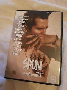 dvd SPUN di Jonas AKERLUND con MICKEY ROURKE