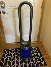 Dyson Tp04 Pure Cool Air Purifier & Tower Fan - Iron/Blue