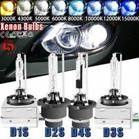 2PCS 55W D1S D2S D3S D4S HID Xenon Replacement Headlight Light Car Lamp Bulbs
