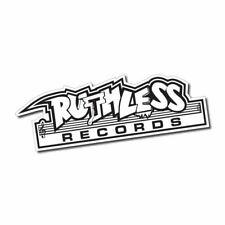 Ruthless Records Sticker / Decal - Hip Hop R&B Music Car Laptop CD Album