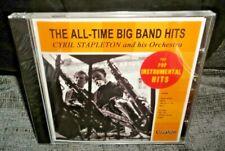 Cyril Stapleton The All Time Big Band Hits & Top Pop Instrumental Hits CD, 2008