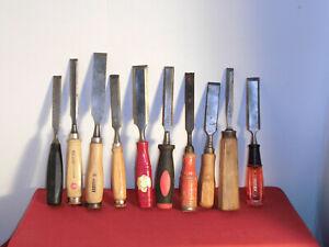 outil ancien /  ciseaux à bois / collection