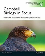 Campbell Biology in Focus: International Edition, Urry, Lisa A. & Cain, Michael