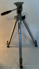 Velbon VE-3 Professional Aluminum Camera Adjustable Tripod - 22'' - 60