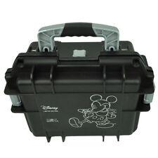 Invicta Disney Mickey 3-slot Authentic Watch Empty Box Case Collector Impact BLK
