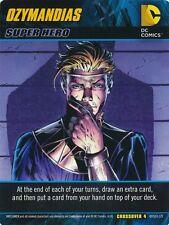 OZYMANDIAS DC Comics Deck Building Game WATCHMEN Oversized card