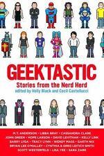 Geektastic: Stories from the Nerd Herd, , Good Book