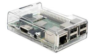 Latest 2018 Case for Raspberry pi 3 B Plus access to all ports RoHS UK Seller