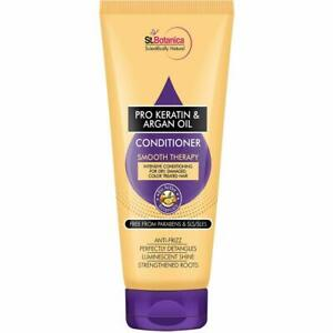 StBotanica Pro Keratin & Argan Oil Smooth Therapy Conditioner 200ml
