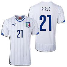 PUMA ITALY ANDREA PIRLO AWAY JERSEY FIFA WORLD CUP BRAZIL 2014.