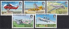 Alderney Nr. 18-22** 50 Jahre Flughafen von Alderney