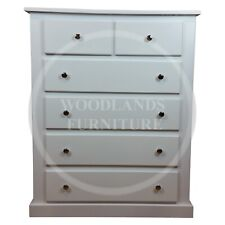 big sale 97c49 19c3e Handmade Pine Bedroom Chests of Drawers for sale | eBay