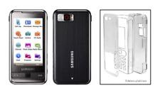 Coque Cristal Transparente Protection Rigide~ Samsung i900 Player Addict / Omnia