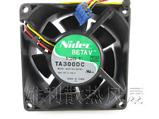 1pc Nidec TA300DC M35133-58PW1 fan 8038 24V 0.44A 3pin #M3380 QL