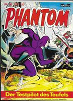 Phantom Nr.91 - TOP Z1 BASTEI KRIMI COMIC-HEFT Lee Falk