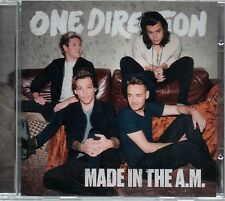 ONE DIRECTION - Made In The A.M. - CD Album *Made In The AM* *FREE UK P&P*