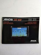 Arnova 10 G2 Tablet User Guide In 6 Languages