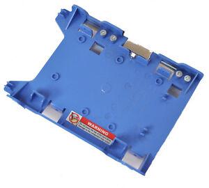 "Einbaurahmen 2x 2,5"" SSD Adapter 3,5"" Dual Caddy Dell OptiPlex Precision 0R494D"
