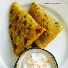 Teknowear, Homemade Multigrain Whole Wheat Flour Roti, Thepla, Puri, Paratha