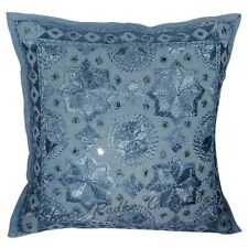 Pillow Cover Sofa Cushion Couch Decorative Mirror Embroidered With Free Shipping