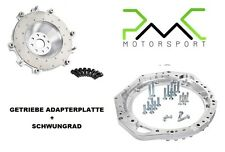 BMW M60 V8 -> M50 M52 M57 CONVERSION SET GETRIEBE ADAPTERPLATTE + Schwungrad