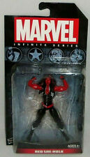 "MARVEL Infinite Series Collection_RED SHE-HULK 3.75 "" action figure_MIP_Series 2"