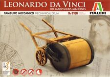 ITALERI LEONARDO DA VINCI TAMBURO MECCANICO # 3106 *