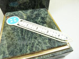 VINTAGE DYNO MARKER 394 594 SEWING RULER, MADE IN JAPAN (b50)