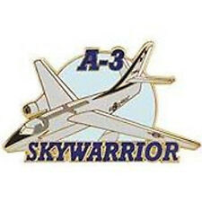 Metal Lapel Pin Aircraft Pin WWII Navy and Marine Bomber A-3 Skywarrior New