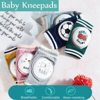 Baby Kid Crawling Knee Pads Safety Anti-slip Leg Elbow Crashproof   *!